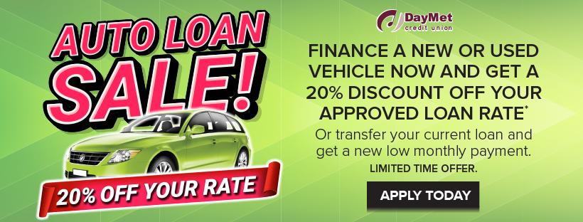 Auto Loan Sale